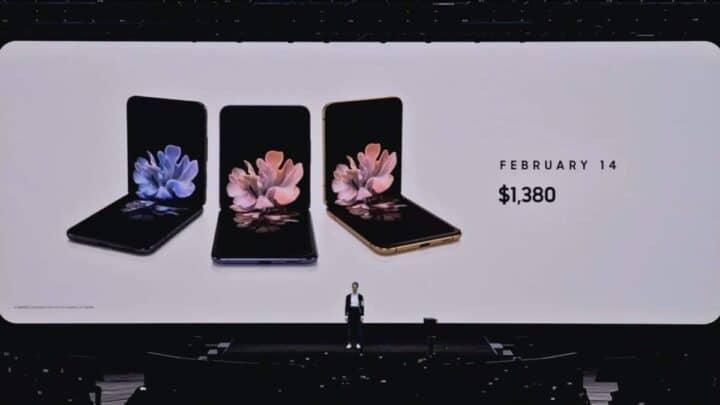 مواصفات و مميزات Samsung Galaxy Z Flip مع السعر 6