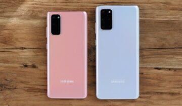 الكشف عن سعر Galaxy S20 الرسمي من سامسونج 2