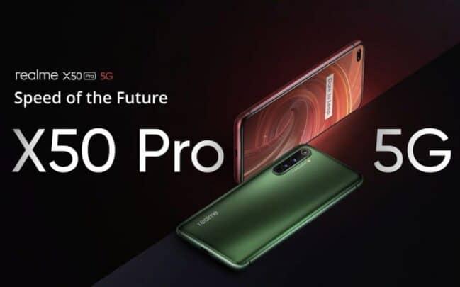 سعر و مواصفات Realme X50 Pro 5G - مميزات و عيوب ريلمي اكس 50 برو 5 جي 1