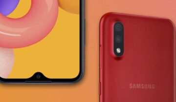 سعر و مواصفات Samsung Galaxy A01 - مميزات و عيوب سامسونج جالاكسي اي 01 3