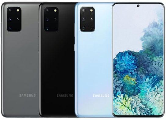 سعر و مواصفات Samsung Galaxy S20 Plus - مميزات و عيوب سامسونج جالاكسي اس 20 بلس 1