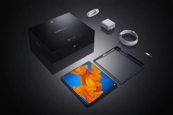 الإعلان عن هواوي Huawei Mate XS القابل للطي 2