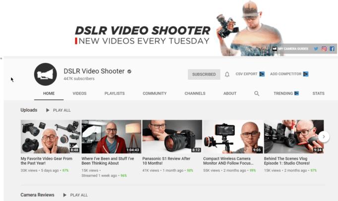 أفضل قنوات يوتيوب التقنية في 2020 7