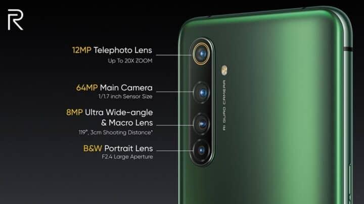الإعلان عن ريلمي اكس 50 Realme X50 5G الجديد 6
