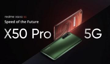 مواصفات ريلمي Realme X50 Pro 5G و مميزاته و السعر 11