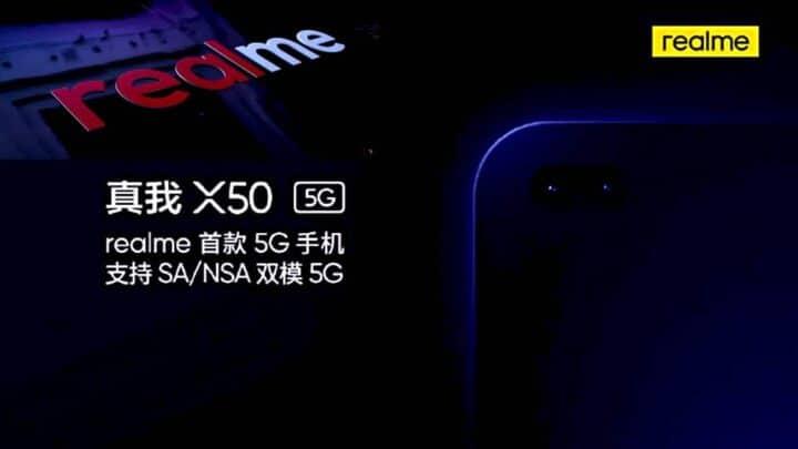 مواصفات و مميزات ريلمي اكس 50 Realme X50 5G و التعليق على السعر 1