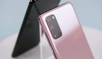 مواصفات و مميزات Samsung Galaxy S20 / S20+ مع التعليق على السعر 35