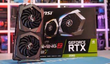 بطاقة RTX 2060 هي ملك الأداء مقابل السعر الجديد 7