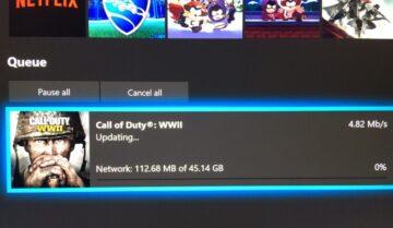 طريقة زيادة سرعة تحميل الألعاب على Xbox one 36
