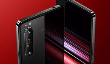 Sony Xperia 1 II هاتف سوني الرائد الجديد 3