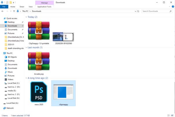 طريقة حفظ Screenshot تلقائياً على ويندوز 10 3