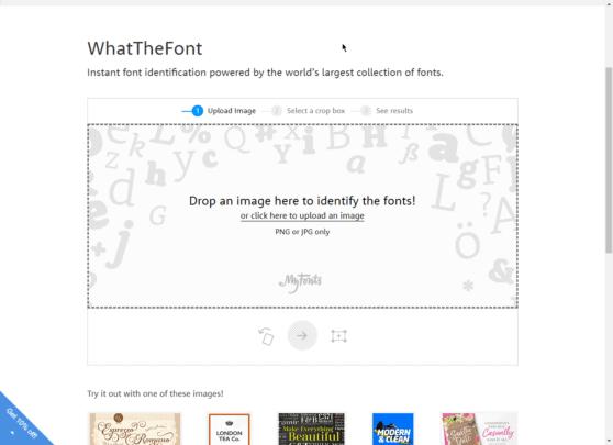 أفضل أداة للتعرف على الخطوط على ويندوز 10 2