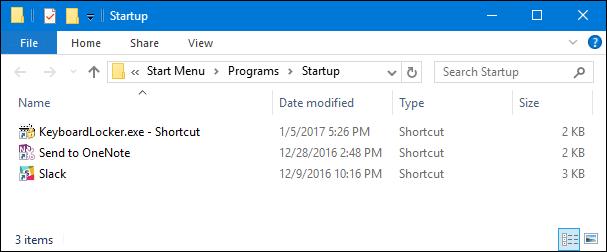 طريقة إغلاق الكيبورد بضغطة زر في ويندوز 10 6