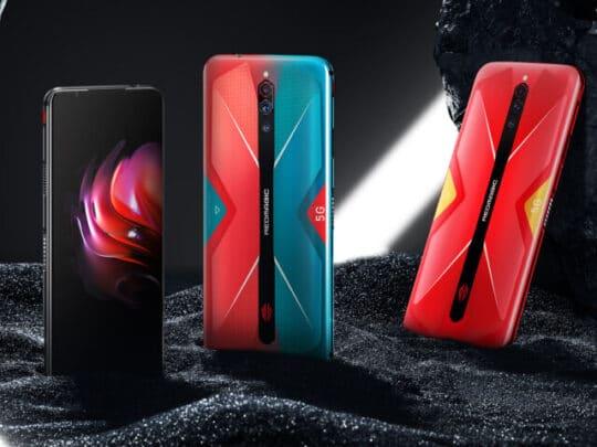 الإعلان عن Nubia Red Magic 5G مخصص للألعاب 1