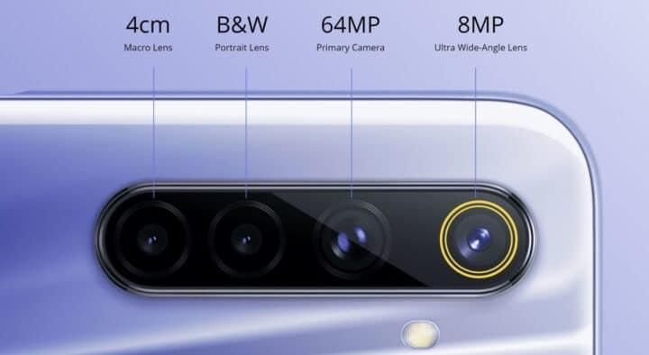 الإعلان عن ريلمي 6 Realme 6 بنسختيه 4
