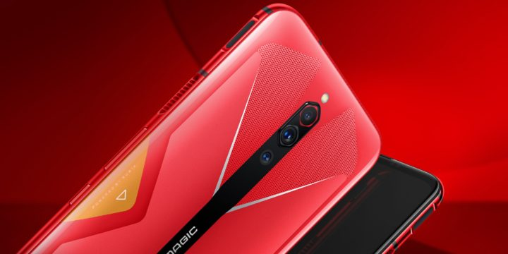 الإعلان عن Nubia Red Magic 5G مخصص للألعاب 5