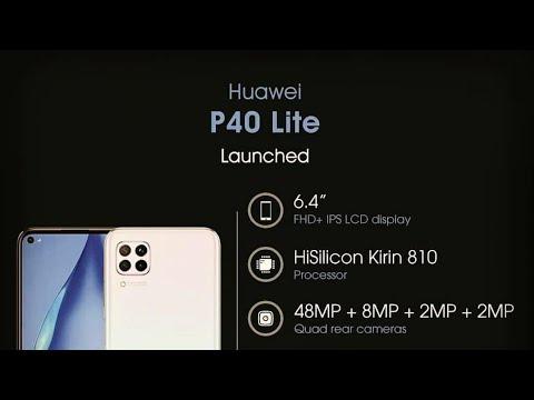 سعر هواوي بي 40 لايت Huawei P40 Lite مع المواصفات و المميزات 3