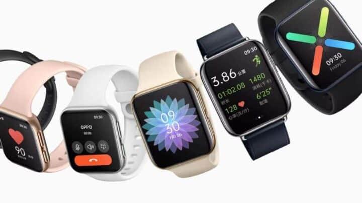 اوبو تعلن عن ساعة Oppo Watch الذكية الجديدة 1
