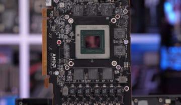 بطاقات AMD تعاني من التوصيفات السيئة