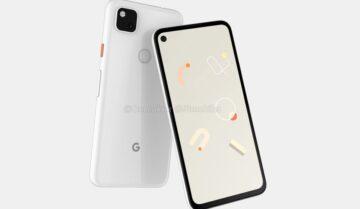 تسريبات حول جوجل بكسل Google Pixel 4a الجديد 4