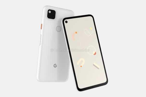 تسريبات حول جوجل بكسل Google Pixel 4a الجديد 1