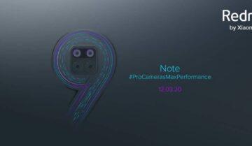 تسريبات هاتف شاومي ريدمي Redmi Note 9 و ميعاد الإطلاق 2