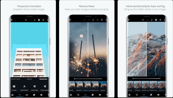 3 تطبيقات تعديل الصور وتغيير حجمها على الهواتف 3