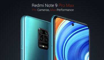 سعر Redmi Note 9 Pro Max مع مواصفاته التقنية و المميزات 4