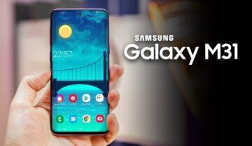 سعر Samsung Galaxy M31 مع مواصفاته التقنية و المميزات 3