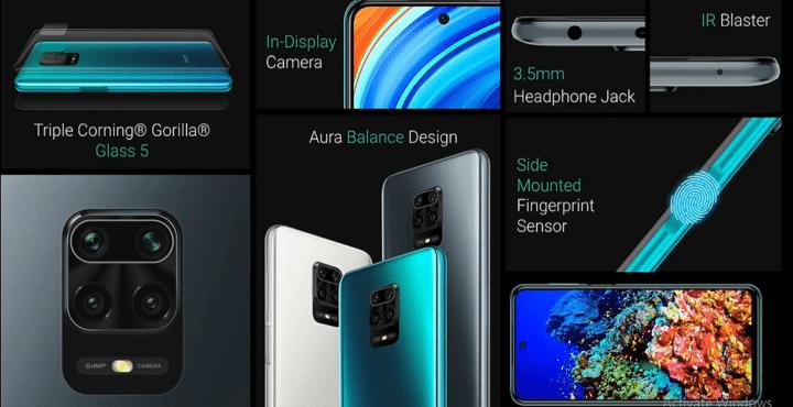 مواصفات و مميزات هواتف Redmi Note 9 و التعليق على السعر 4