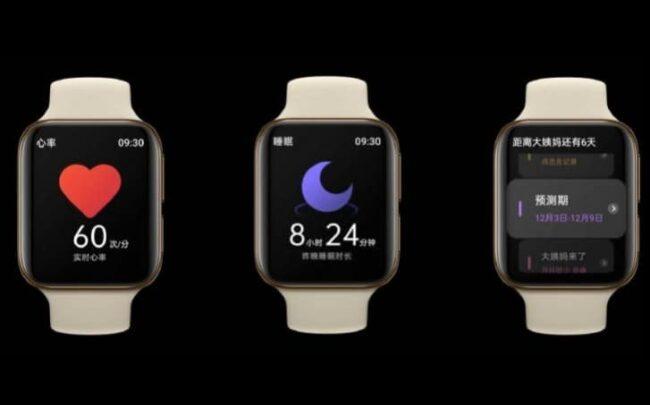 اوبو تعلن عن ساعة Oppo Watch الذكية الجديدة 2