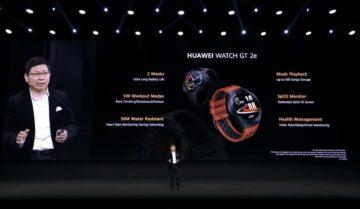 هواوي Huawei تكشف عن ساعة ذكية و مكبر صوت 3