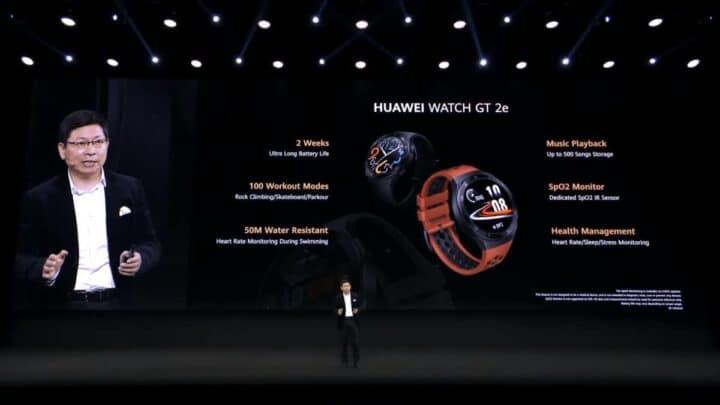 هواوي Huawei تكشف عن ساعة ذكية و مكبر صوت 1