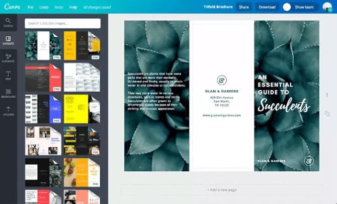 أفضل بدائل Adobe Illustrator المجانية على الإنترنت 3