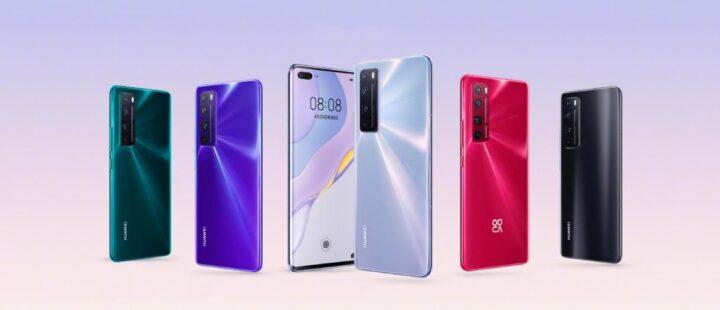 الإعلان عن هواتف Huawei Nova 7 هواوي نوفا 7
