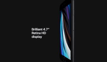 الإعلان عن IPhone SE 2020 بشكل رسمي 5