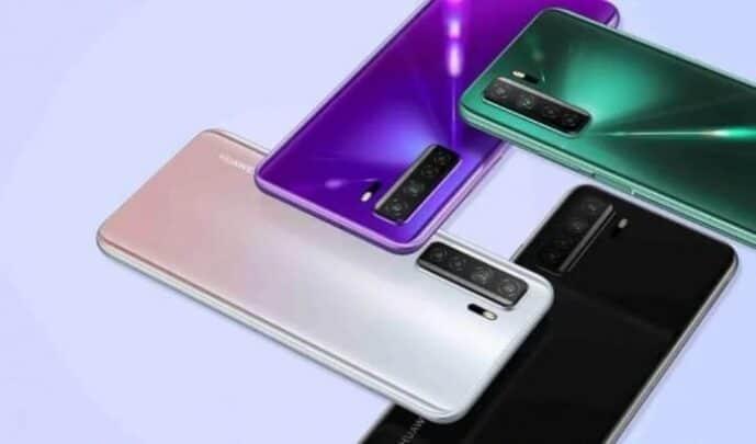 الإعلان عن هواتف Huawei Nova 7 هواوي نوفا 7 3