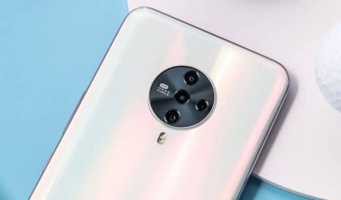 فيفو Vivo S6 جهاز يدعم 5G بمعالج سامسونج 3