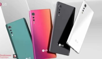 تسريب مواصفات LG Velvet تصميم 2020 من LG 6