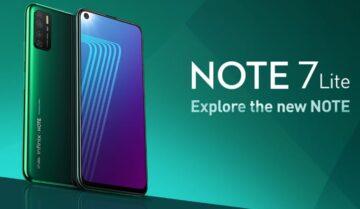 سعر و مواصفات Infinix Note 7 Lite - مميزات و عيوب انفنكس نوت 7 لايت 3