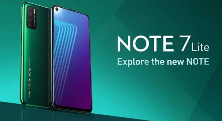 سعر و مواصفات Infinix Note 7 Lite - مميزات و عيوب انفنكس نوت 7 لايت 1
