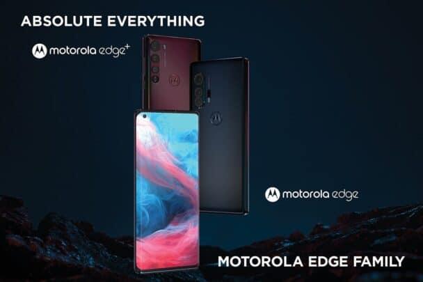 سعر و مواصفات Motorola Edge - مميزات و عيوب موتورولا ايدج 1