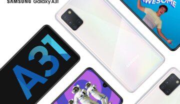 سعر Samsung Galaxy A31 مع مواصفاته التقنية و المميزات 5