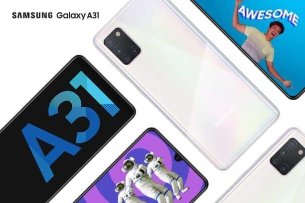 سعر و مواصفات Samsung Galaxy A31 مميزات و عيوب سامسونج جالاكسي اي 31 1