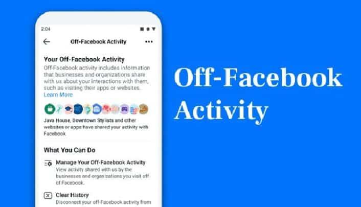 كيفية اغلاق تتبع فيس بوك لنشاطاتك على هاتفك