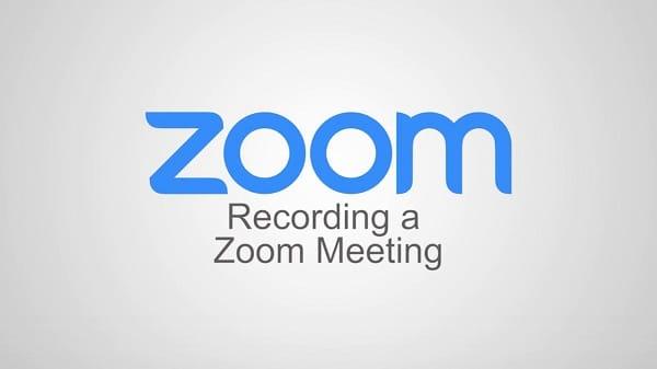 كيفية العثور على تسجيلات Zoom و التعديل عليها 1