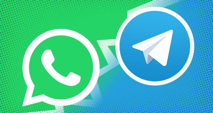 مقارنة بين Telegram و Whatsapp و ايهما افضل ؟ 1