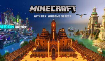 يمكنك تجربة Minecraft RTX أخيراً في طور Beta