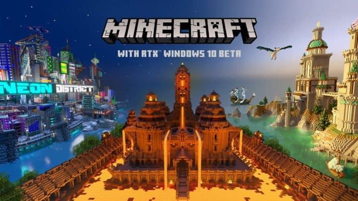 يمكنك تجربة Minecraft RTX أخيراً في طور Beta 1