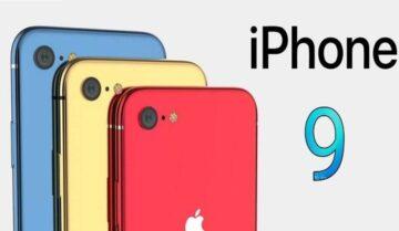 Apple تسرب الأيفون القادم IPhone 9 / SE2 4